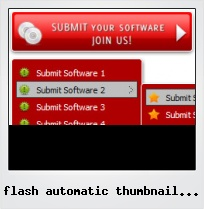 Flash Automatic Thumbnail Image Scrolling