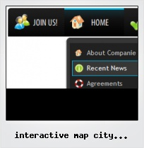 Interactive Map City Flash Xml